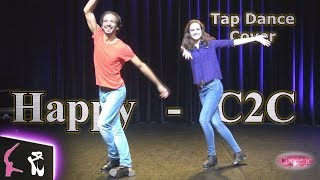 """Happy"" Tap Dance Duo - Cirque-it"