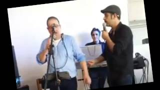 Artistas Xico e Zé - Musica Popular no Bigodes da Suiça