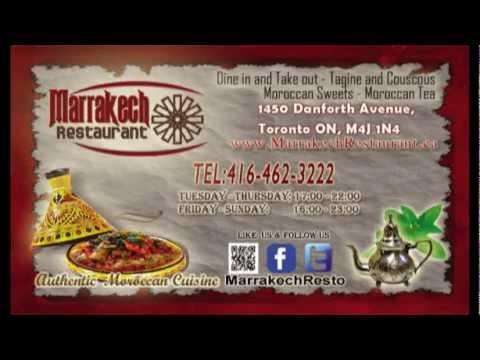 Marrakech Restaurant Toronto  Moroccan Restaurant in Toronto Restaurant Marocain a Toronto