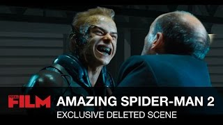 The Amazing Spider-Man 2 Deleted Scene: Green Goblin Unleashed