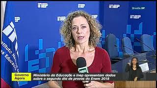 Termina o 2º dia de prova do Enem em quase 2 mil municípios brasileiros