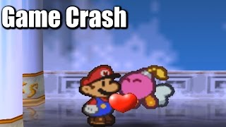 Falling in Love Crashes Paper Mario