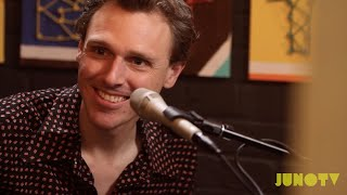 "Joel Plaskett Performs ""Happy When I'm Sad"" on Vault Sessions | JUNO TV"