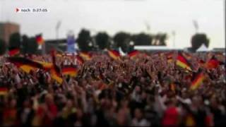 4. Blumentopf WM RAPortage 2010 Vorbericht Deutschland - Ghana