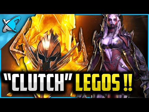 """CLUTCH"" LEGOS 