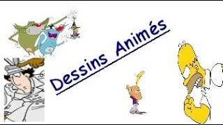 TOP des Dessins-Animés Année 2000/2010
