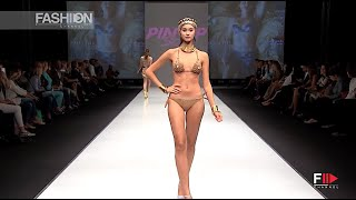 PIN-UP STARS - BLUE LIGHT INTIMODA Spring 2015 CP Moscow - Fashion Channel