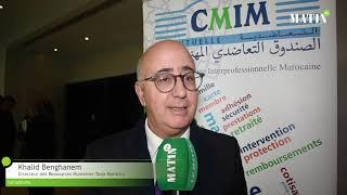 9e Journée santé au travail : Déclaration de Khalid Benghanem, Directeur des Ressources Humaines de Taqa Morocco