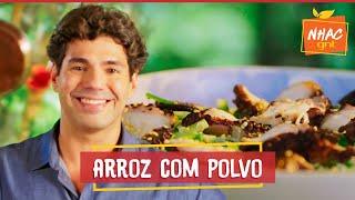 Polvo caramelizado: aprenda a fazer prato da culinária japonesa   Felipe Bronze   Perto do Fogo