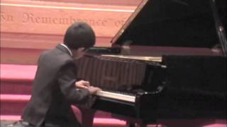 Taksh NJMTA Spring 2015 Chopin Waltz in A Minor
