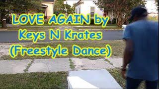 Love Again by Keys N Krates (JABA Dance Cover) Pt.1