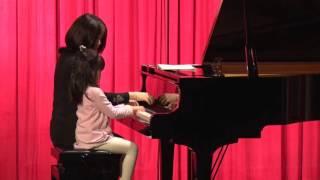 音樂屋 2016 鋼琴音樂會 - 08 黃睿暄 - 王老先生有塊地、小星星