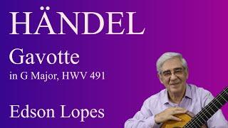 Gavotte (G. F. Händel)