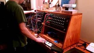 Baba O'Riley - Modular Synthesizer Cover