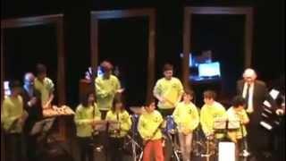 Orquestra Juvenil da SFUS e maestro Vitorino d´Almeida