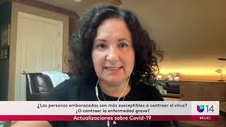 La asesora en equidad de Vacunación Covid-19 de la Gov. Laura Kelly nos actualiza sobre Covid.