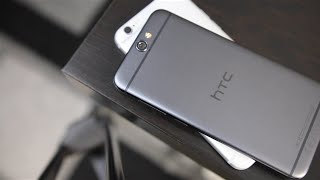 HTC One A9 مراجعة جهاز