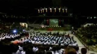 NCC Affirmation Ceremony 2008 part 3