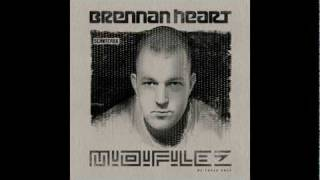 Brennan Heart & A-Lusion - Don't Speak [HQ FROM MIDIFILEZ]