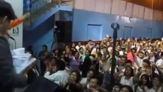 AUCO Aniversario Banda Hnos REYES  con Flor Pileña 22 de Abril del 2017