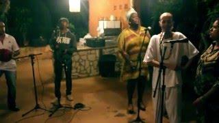 Gravação do CD Xirê Àlágbé - Cantando para Nanã