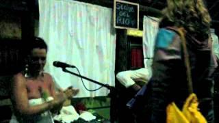 Selina del Río - Suspiros de Rosa de pitimini- (En los caños de meca - 25-08-2012)