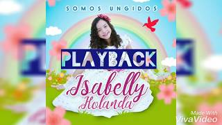 Jesus Meu Grande Herói  / Playback  - Isabelly Holanda