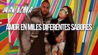 Jason Derulo - Swalla Ft Nicki Minaj & Ty Dolla $ign (Traducida Al Español + Lyrics)