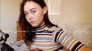 Ever Since New York - Harry Styles (Cover) by Kate Turner