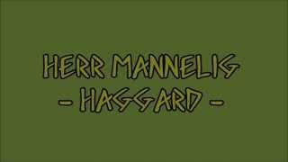 Herr Mannelig - Haggard (Letra en italiano + traducción al español)