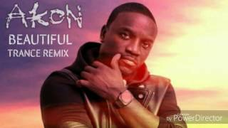 AKON BEAUTIFUL -TRANCE REMIX