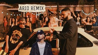 Bad Bunny feat. Drake - Mia ( Cover  )  | ARIO @arioarmanie