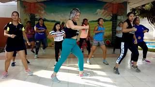 Dance Fitness - Toma Toma Mega Francesita - By Lucy Calderón