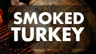 Smoked Whole Turkey with Stevie | REC TEC Grills