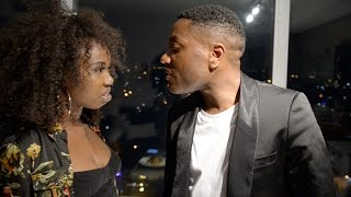 African & Jamaican's first date