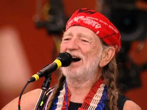 willie-nelson at Woodstock 99 East StageRome, NY on Jul 25, 1999