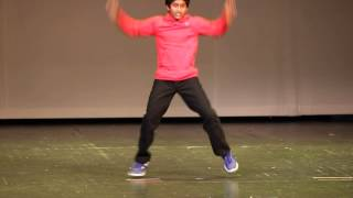 Harish & Sourya Dancing for Kathi theme song