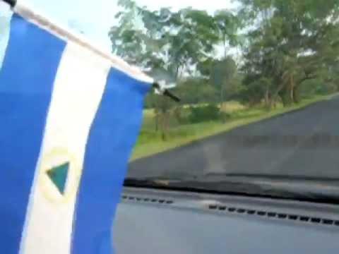 Rumbo a Ometepe, Nicaragua