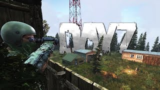First Encounters On The New Map In DayZ!  Deer Isle (Mod Map)