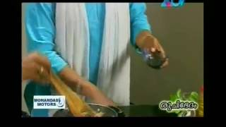 Ruchibhedham - Thanni Mathan (Water Melon) Curry - Part 2 width=