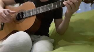 HONEYBEAST- Így játszom gitár cover
