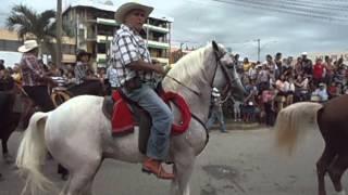 Juan Simón Espinal y su Amigo Ruben en sus Caballos / MOV07742