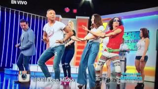 Suéltame la mía, coreografía Baila con Micho