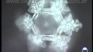 Masaru Emoto - Moléculas de água sob efeito da música