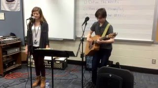 Holy Spirit (cover) at Cario FCA; Jack Triebold & Kindred Moore