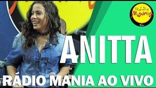 🔴 Radio Mania - Anitta - Cravo e Canela
