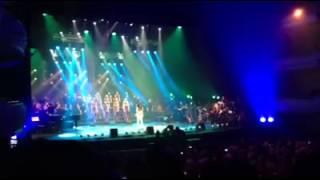 Cantora Joanna se apresenta  no Uruguai