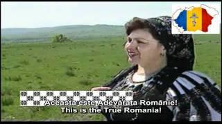 Oppe på fjelltoppen - Rumensk gammel gjeter sang - veldig vakkert