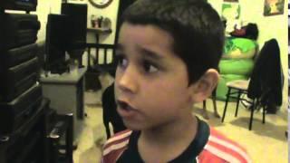 ALEX RANGUIS cantando una de las canciones de Naruto