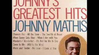 Johnny Mathis Wild Is The Wind